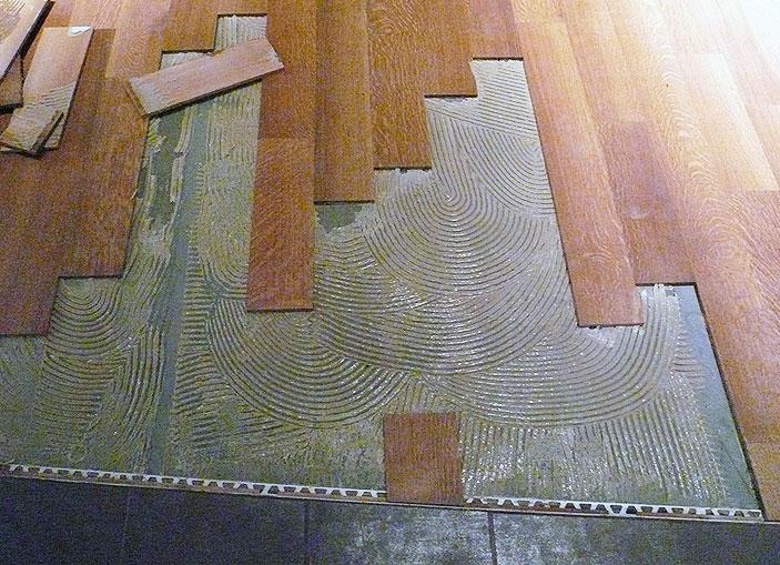 floor-working