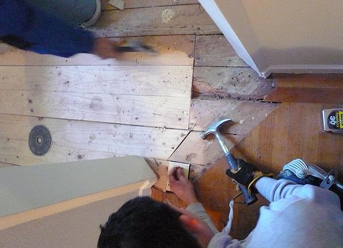 repair-floor